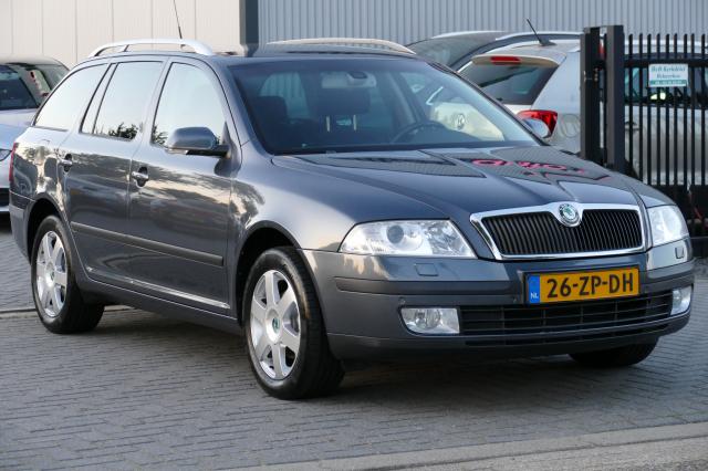Škoda-Octavia